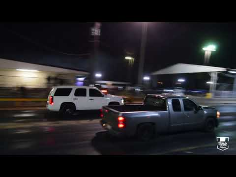 DALLAS 9.0 Street Truck Shootout At Yellow Belly Drag Strip! Winner Takes Home $1000 CASH!