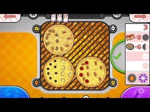 Papa's Pizzeria HD (iOS/Android) – Day 5 (Rank 4) – Bruna Romano (Rustic Romana)