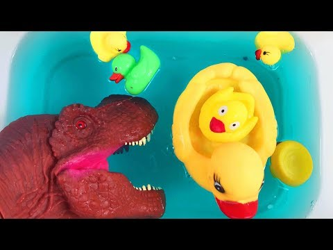 Good Dinosaur Help Baby Animals find Mom, Learn Wild Animals, Farm Animals and Sea Animals for Kids