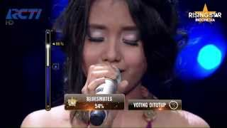 "Hanin Dhiya ""Somewhere Out There"" Linda Ronstadt - Grand Final Rising Star Indonesia Eps 24"