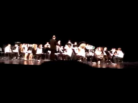 Clark Lane Middle School Winter Concert, February 10th 2015