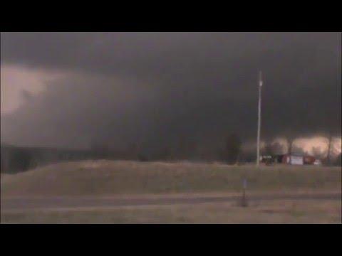 EF-4 Wedge Tornado Walnut, MS 12 23 15