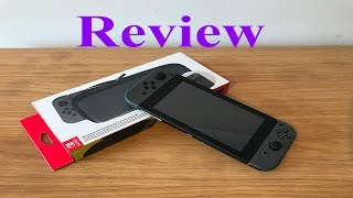 Nintendo Switch - Carry Case + Screen Protector Uboxing/Review