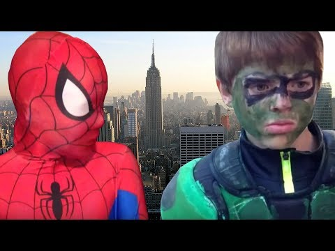 The Spectacular Spider-Man (Full Fan Film)