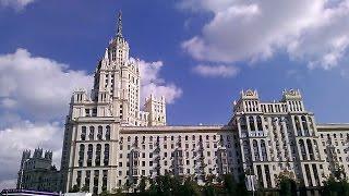 . Москва. Экскурсия на теплоходе по городу(, 2014-10-02T15:35:52.000Z)