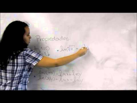 Video Trigonometría John Napier y Leonhard Euler