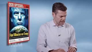 KenFM Ken Jebsen: Donald Trump ist keine Gefahr, sondern Hillary Clinton