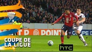 But Sofiane BOUFAL (90' +3) / LOSC - Girondins de Bordeaux (5-1) -  (1/2 finale) / 2015-16