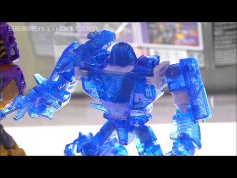 Transformers War For Cybertron Siege Toy Products shown at SDCC 2019