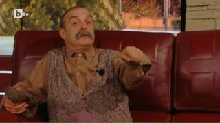 Шоуто на Слави: Актьорска игра - Веселин Марешки и Бай Шиле (30.06.2017)