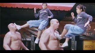 Muay Thai Giant (Nathan Jones) (2008) THAI MOVIE Part2