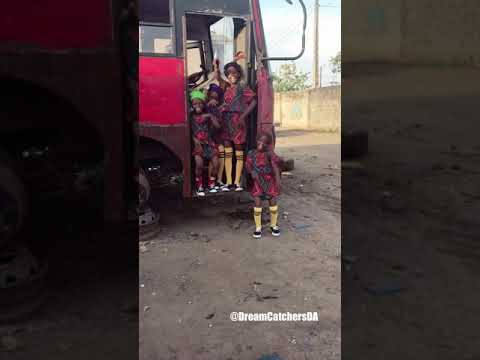 Nigerian Dancing Kids Viral Video (DreamCatchers) - Nowo || DjSpnall Ft. Wizkid