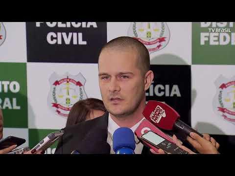 Polícia faz buscas na cela do ex-senador Luiz Estevão na Papuda