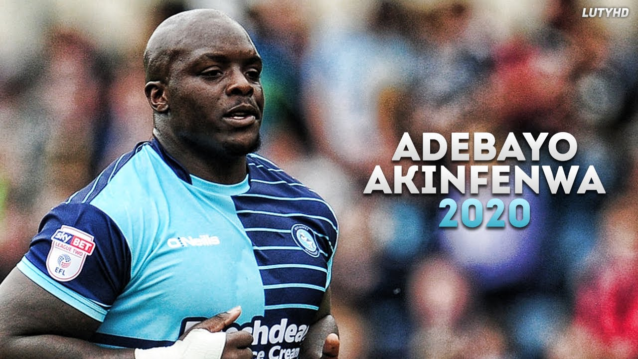 Download Adebayo Akinfenwa 2020 - The Beast   Goals, Skills & Assists   HD