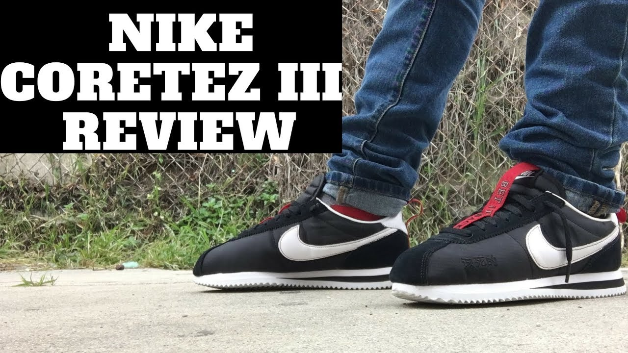 new products 9d205 f6c2a reviewing nike cortez kenny 3 TDE (is it hyped or not)