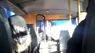 Обычный день , обычный автобус :)