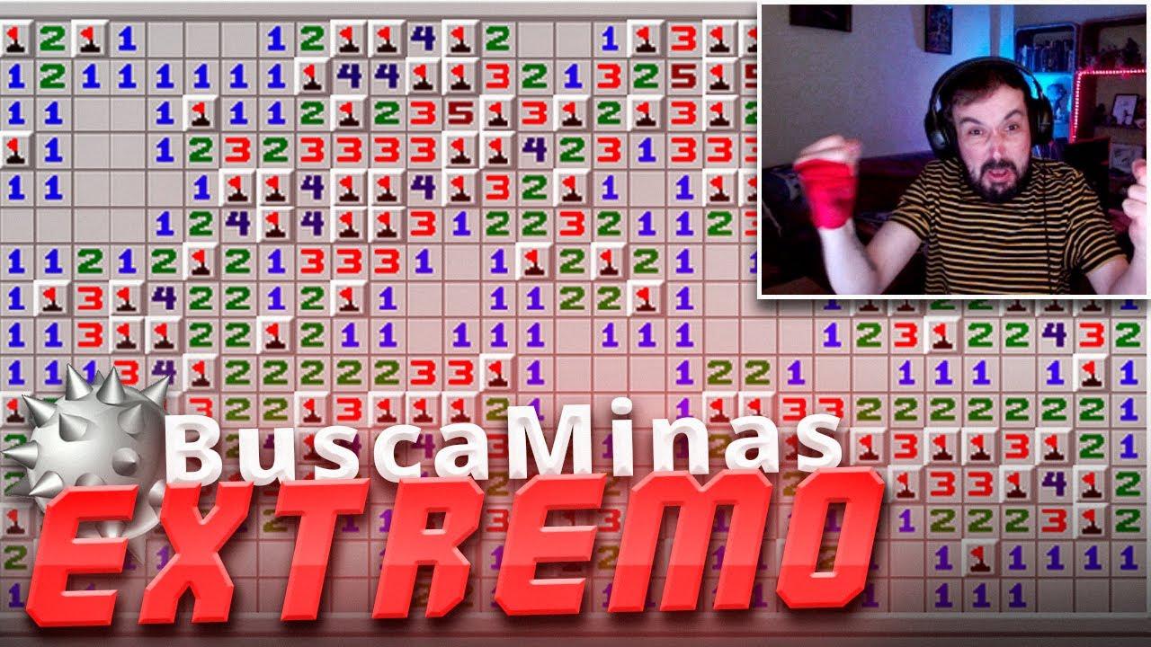BUSCAMINAS EXTREMO