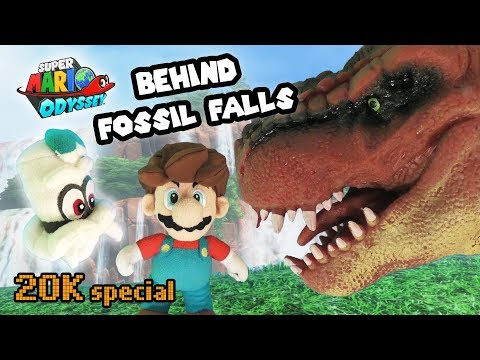 Super Mario Odyssey Plush Video - Behind Fossil Falls