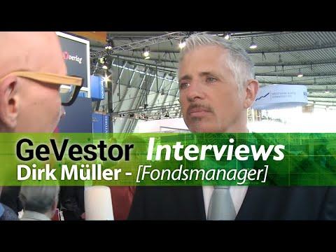 Dirk Müller  im Interview auf der Invest 2017