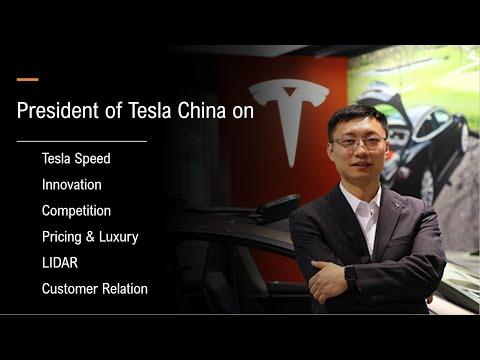 [English Subtitled] Inside Tesla's Gigafactory Shanghai  Exclusive Media Tour & interview Part 3