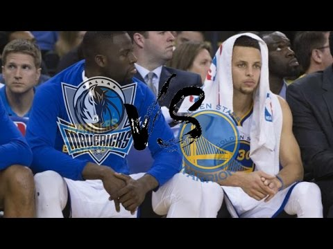 Dallas Mavericks vs Golden State Warriors - Full game | Dec 30, 2016 | 2016-17 | NBA 2K17