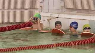 Физкультура в бассейне