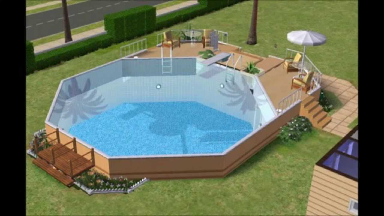 Sims 4 no toddlers or pools youtube for Pool designs sims 4