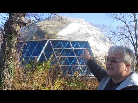 An Inside Look At The Dome, Woods Hole