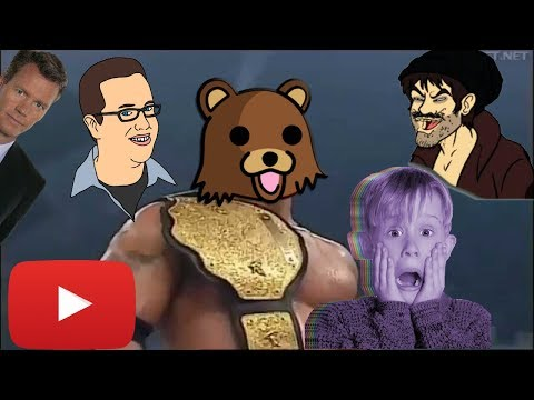 Youtube and Wrestling's Pedo Problem with @TheSIJW