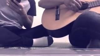 con Đường hạnh phúc guitar Lâm Tùng - singer Long Ngô