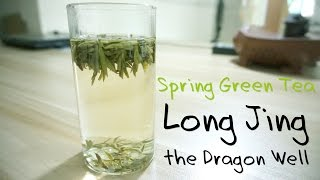 Steeping Green Tea-Xi Hu Long Jing(West Lake Dragon-well)-#1 Mp3