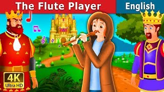 The Queen and Flute Player Story | Bedtime Stories | English Fairy Tales