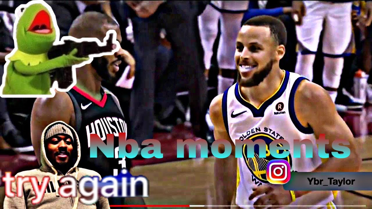 "NBA ""Taste Your Own Medicine"" MOMENTS 