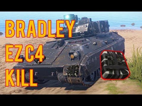 DOUBLE BRADLEY APC C4 EZ KILL | Rust