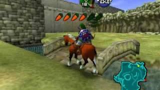 Legend of Zelda: Ocarina of Time- Stone of Agony