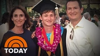Parents Of Murdered UPenn Student Blaze Bernstein Speak Out | TODAY