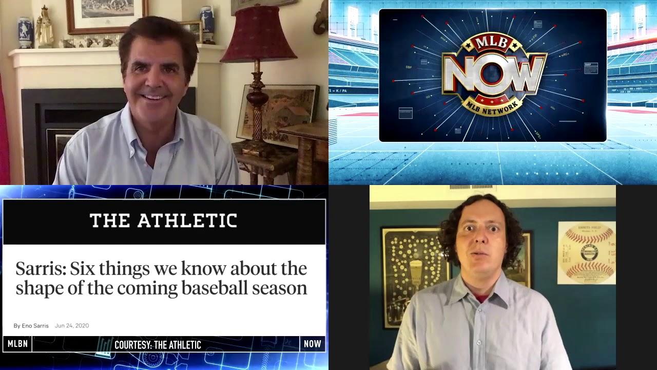 Eno Sarris on MLB Now