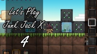 Junk Jack X | Let's Play | Episode: 4 Mob Trap & Going to Alba!