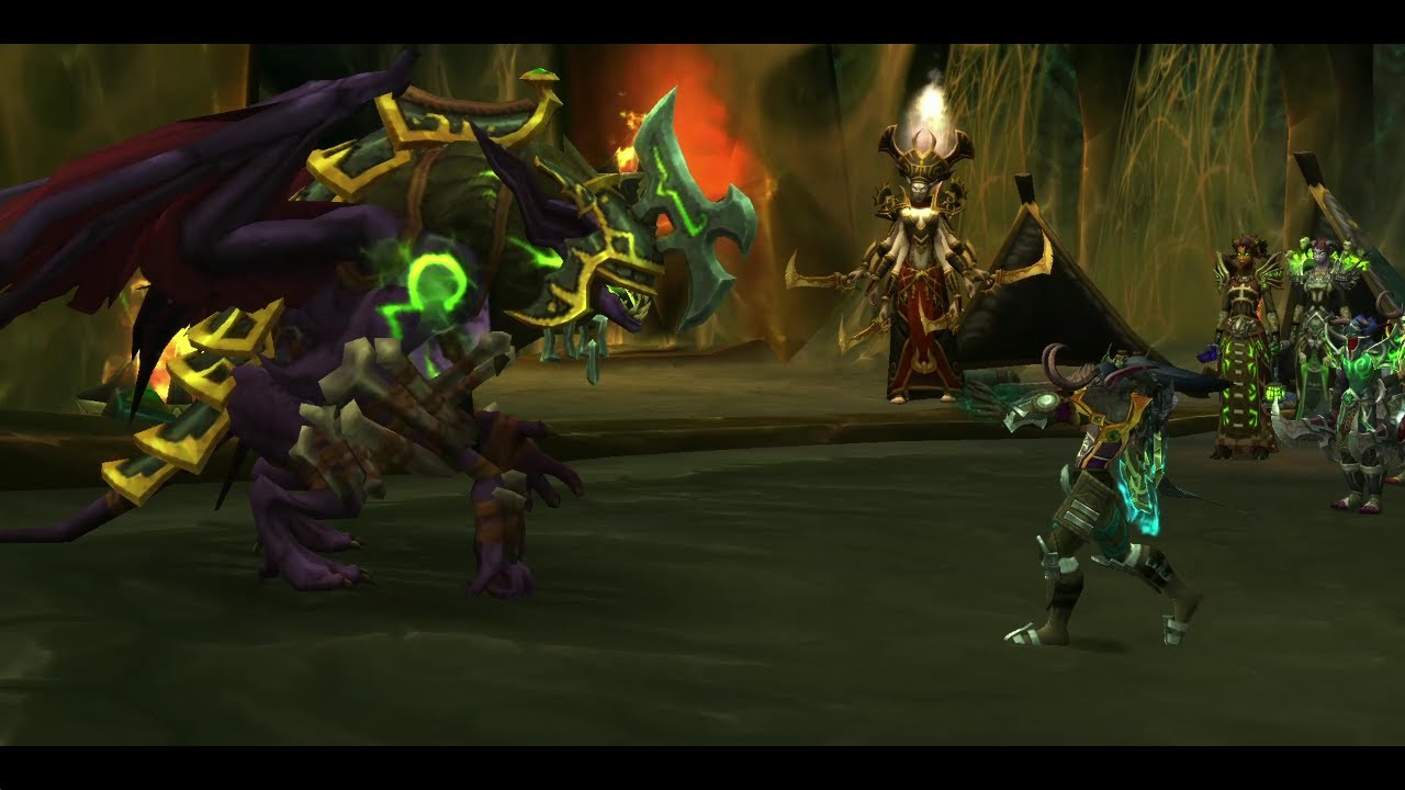 wow legion demon hunter guide