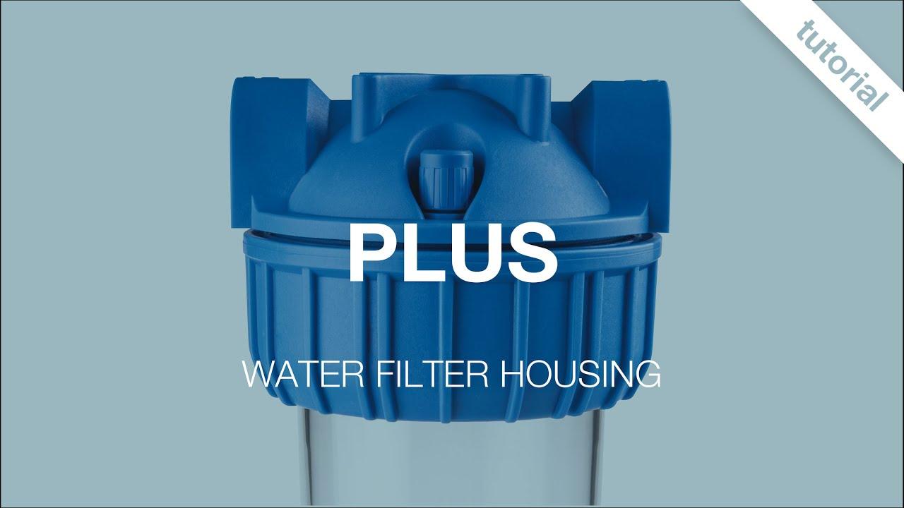 Wasserfiltergeh use plus von atlas filtri youtube - Porta acqua per termosifoni ...