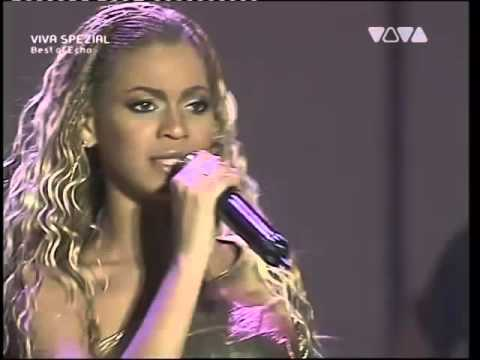 Destiny's Child - Independent Women (Live Echo Awards 2001)