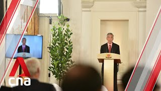PM Lee: I have formed strongest Cabinet I could, to take Singapore through COVID-19 crisis