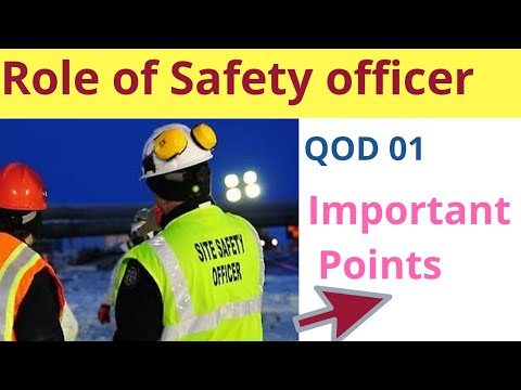 what-is-the-job-role-of-safety-officer?|qod-01|imp-interview-questions|safety-forum|must-know
