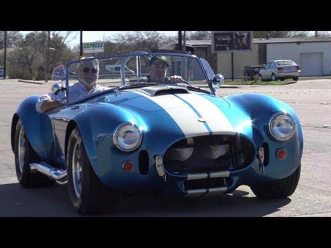 1965 Shelby Cobra 427 50th anniversary