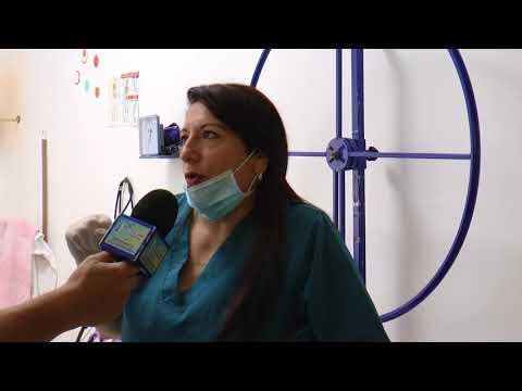 Centro de salud Entrevista