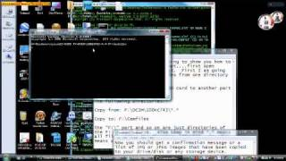 Command Prompt how to copy files