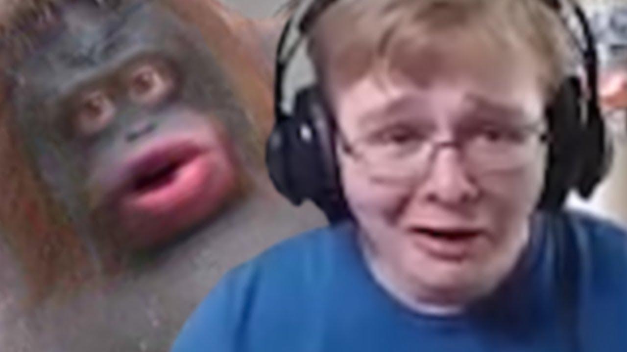 Carson uh oh stinky poop monkey meme - YouTube