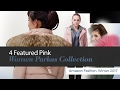 4 Featured Pink Women Parkas Collection Amazon Fashion, Winter 2017