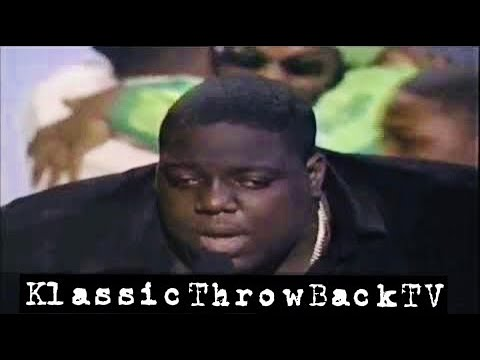 Notorious B.I.G. Wins Soul Train Award (1996)