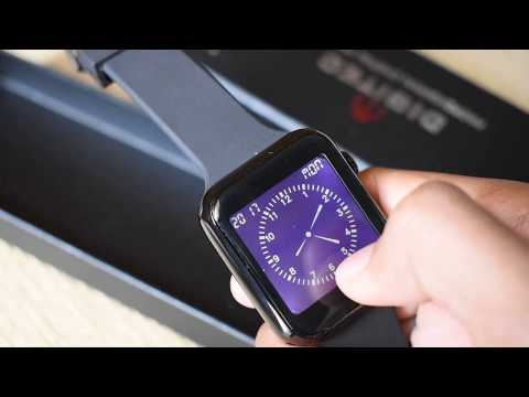 Mirip Smartwatch ! Jam Tangan Digitec DG3049 Touchscreen Watch